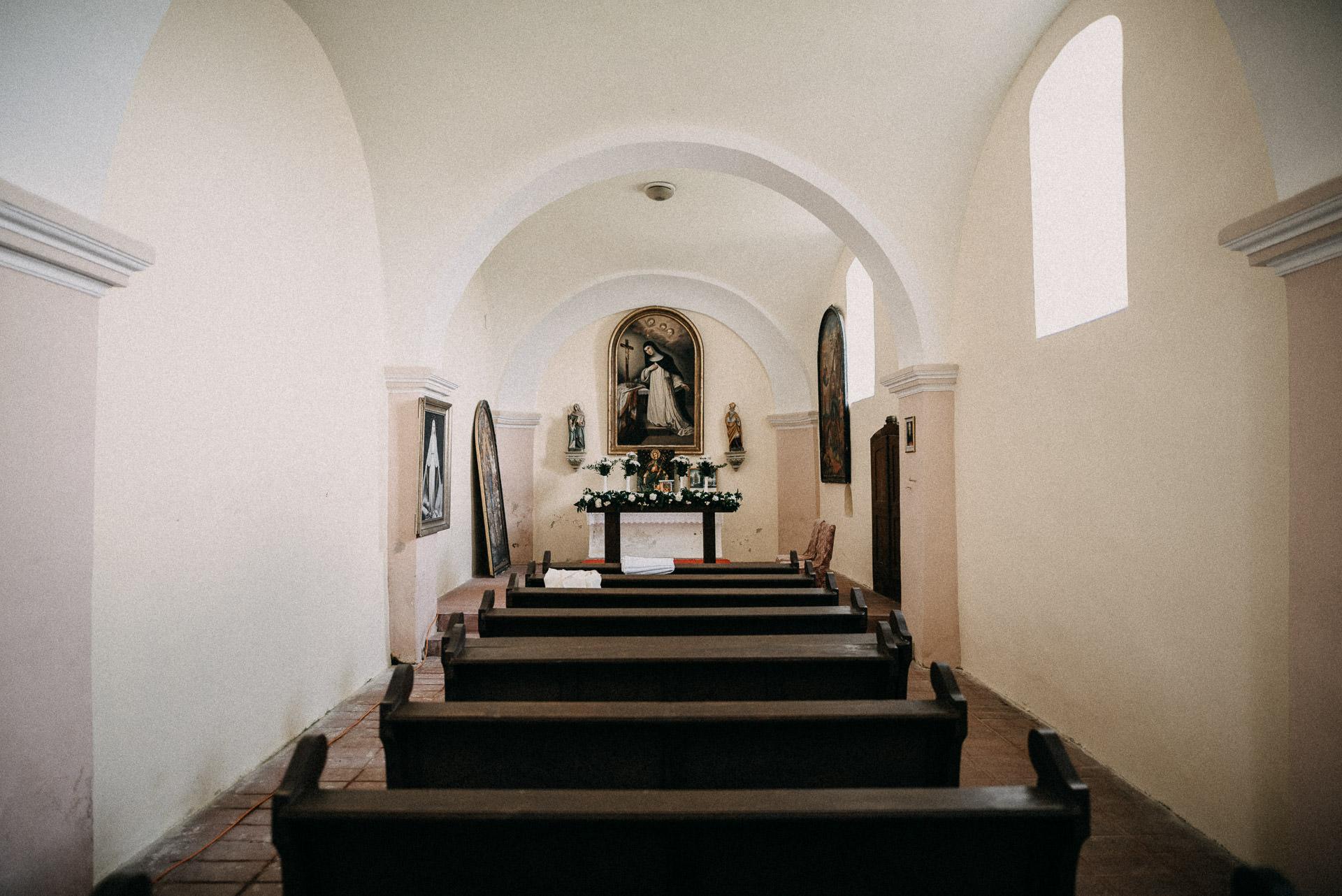szent margit kapolna