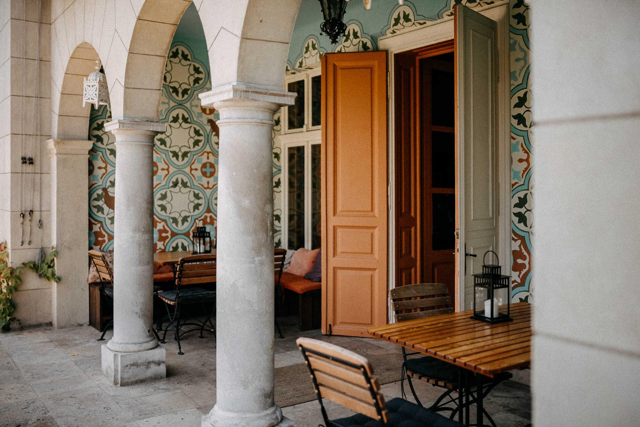 the writer's villa budapest