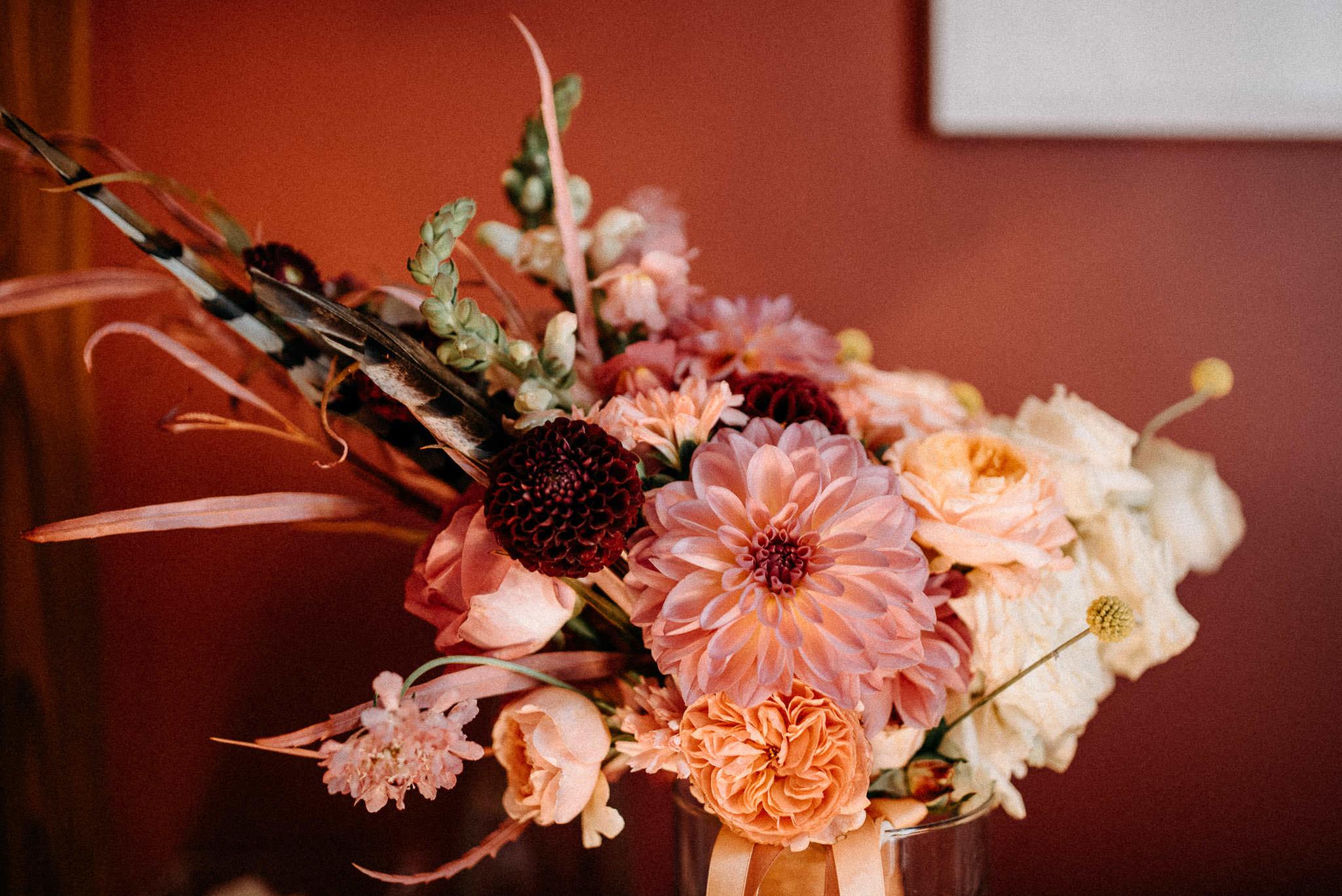 csokor bouquet eskuvodekor noritol