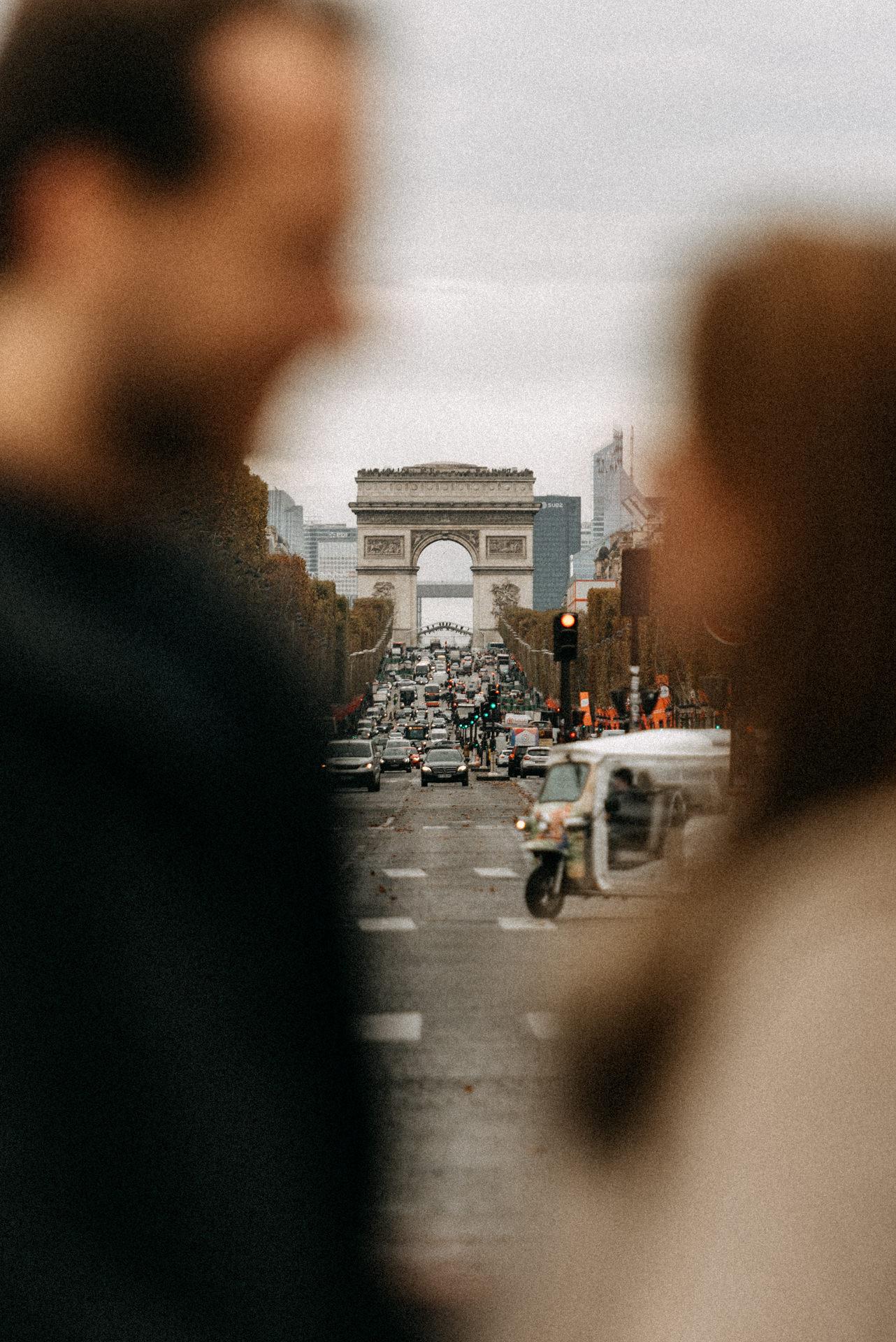 paris esession rainy day