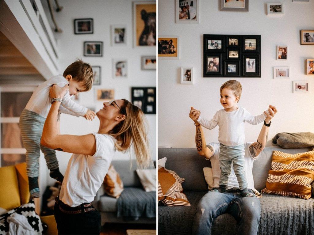 családi fotózás family session home otthon budapest