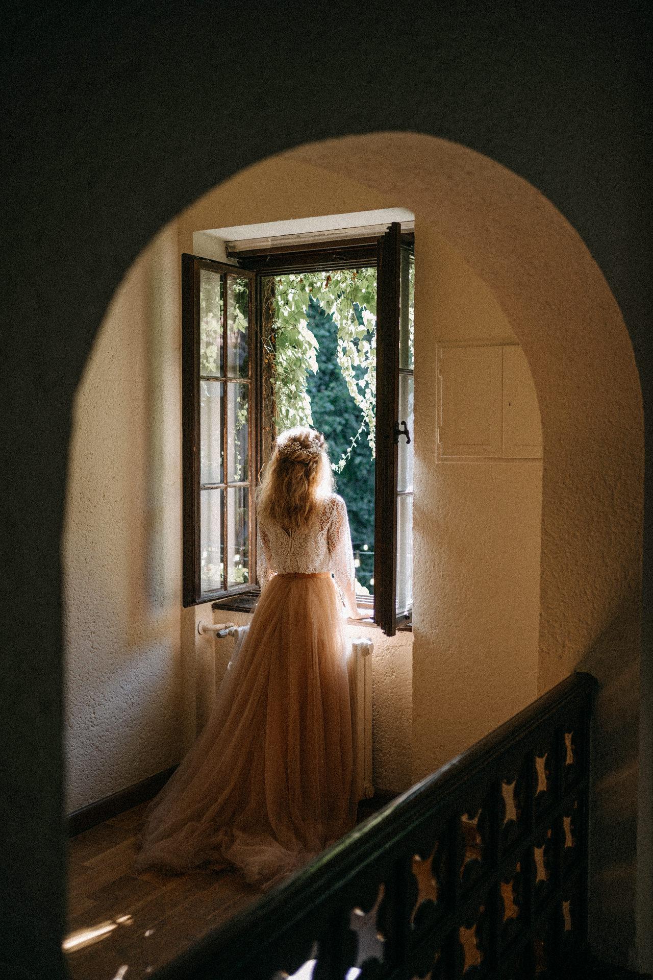sorg villa eskuvo menyasszony