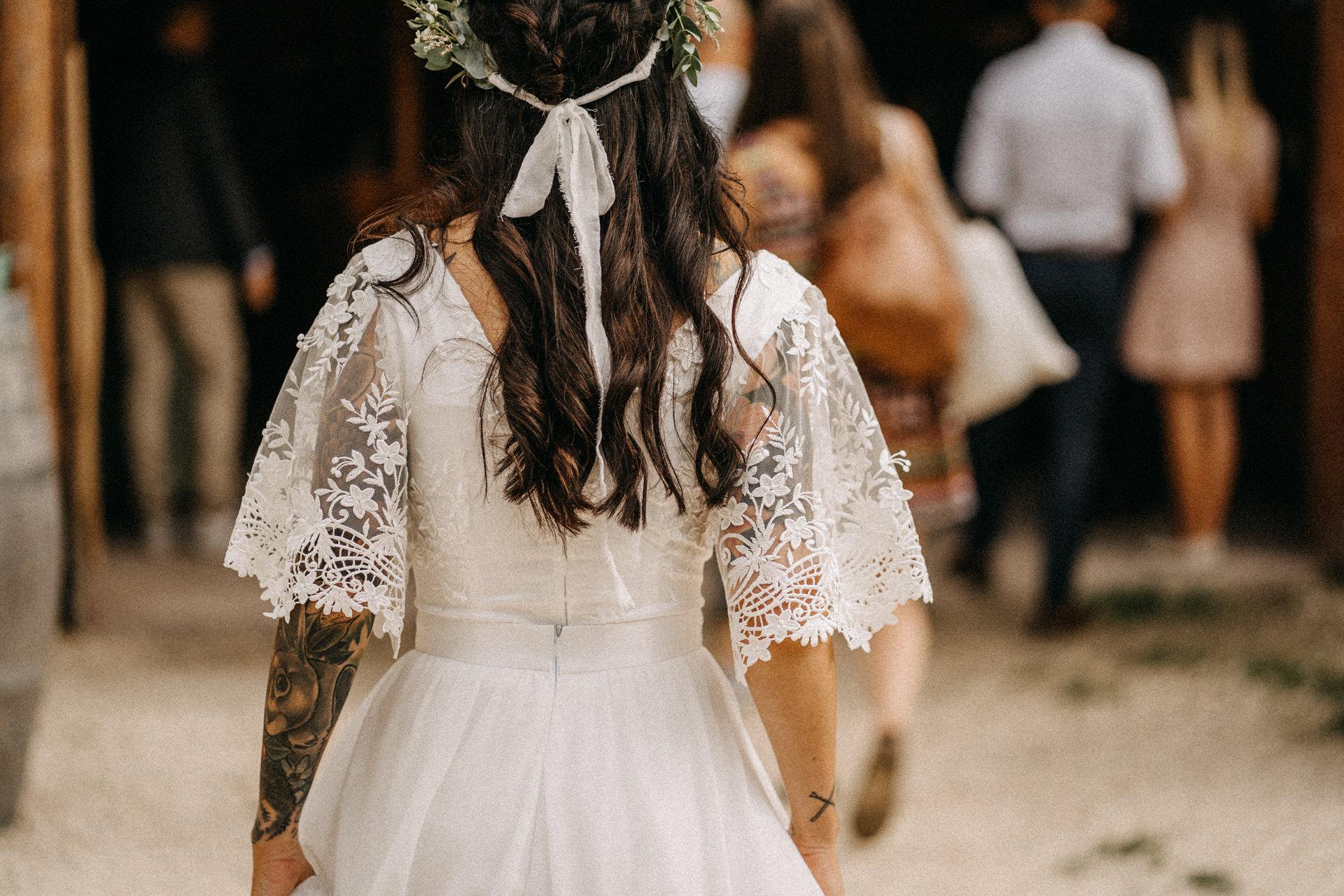 tundererdo eskuvo wedding forest erdo