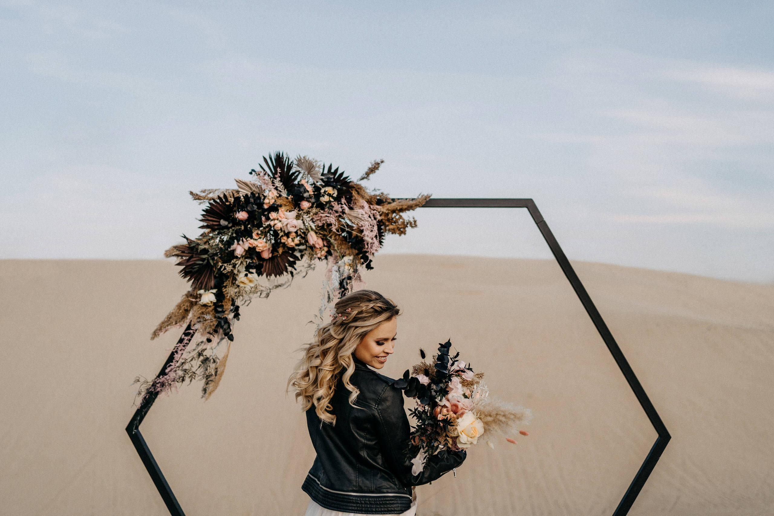 wedding inspirational styled shoot